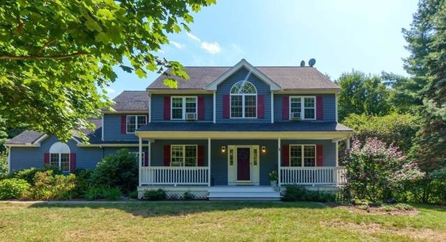 54 Nutting Road, Westford, MA 01886 (MLS #72557506) :: DNA Realty Group