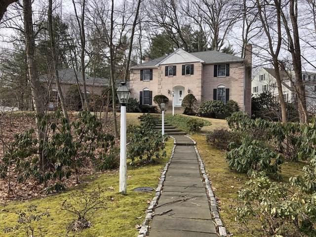 75 Old Farm Road, Wellesley, MA 02481 (MLS #72557548) :: Team Patti Brainard