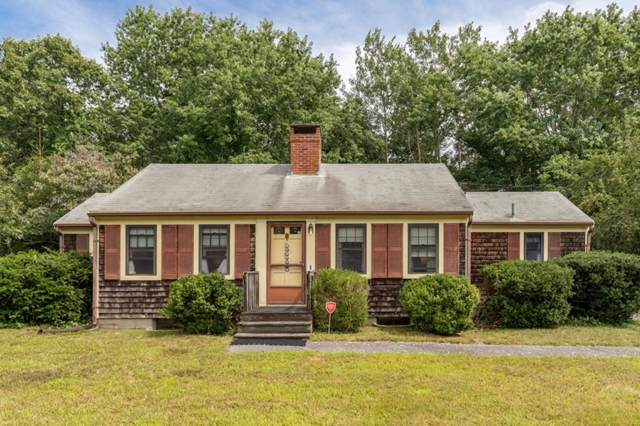 102 Willimantic Drive, Barnstable, MA 02648 (MLS #72557559) :: Exit Realty