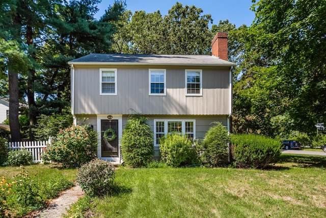164 Burbank Road, Longmeadow, MA 01106 (MLS #72557640) :: NRG Real Estate Services, Inc.