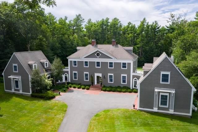 7 Moulton, Lakeville, MA 02347 (MLS #72557706) :: Kinlin Grover Real Estate