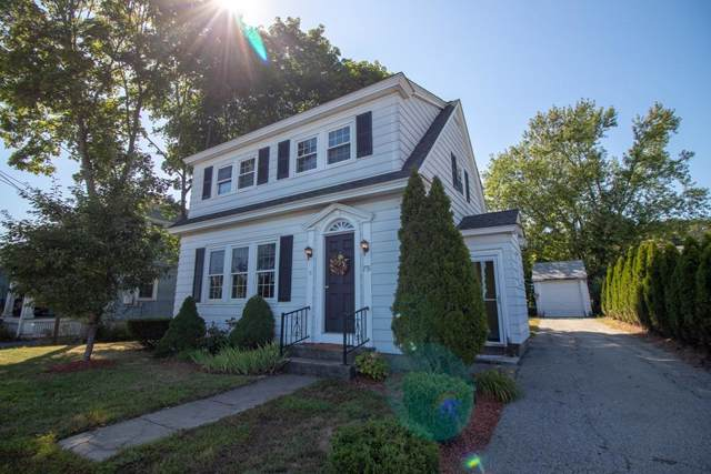 755 Newport Ave, Attleboro, MA 02703 (MLS #72557925) :: The Russell Realty Group