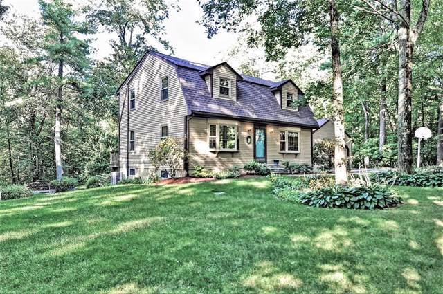 46 Christian Hill Rd, Upton, MA 01568 (MLS #72557928) :: Exit Realty