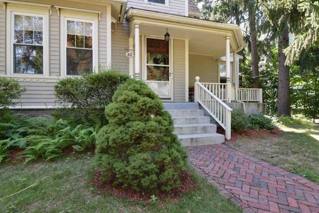 82 Central Street, Newton, MA 02466 (MLS #72557994) :: Exit Realty