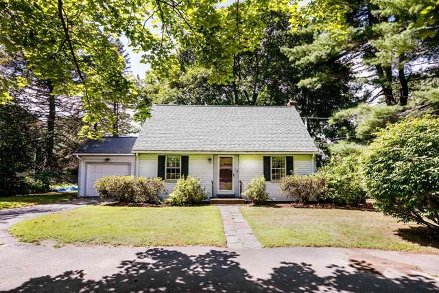 272 Lowell Street, Lexington, MA 02420 (MLS #72558030) :: Trust Realty One