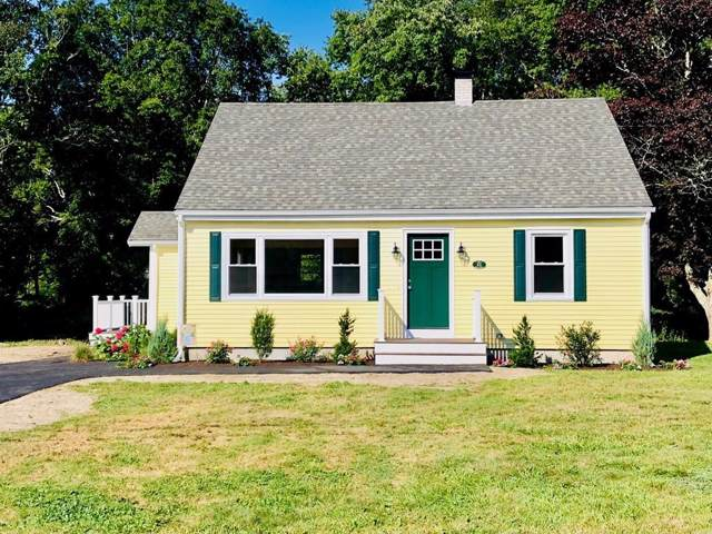 21 Jason Drive, Dartmouth, MA 02748 (MLS #72558035) :: Trust Realty One