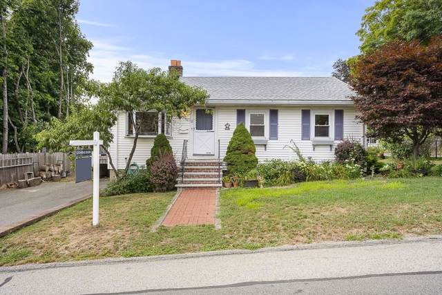 12 Wessagussett Rd., Weymouth, MA 02171 (MLS #72558293) :: Exit Realty