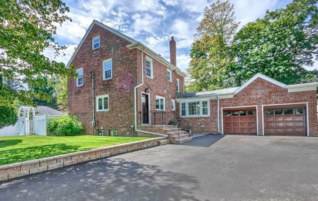 5 Grassmere Rd, Brookline, MA 02467 (MLS #72558526) :: The Muncey Group