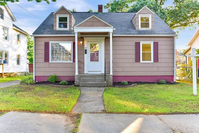 128 Carver St, Springfield, MA 01108 (MLS #72558657) :: NRG Real Estate Services, Inc.