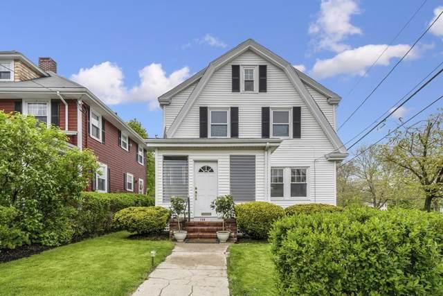 128 Greenleaf St, Quincy, MA 02169 (MLS #72558744) :: Berkshire Hathaway HomeServices Warren Residential