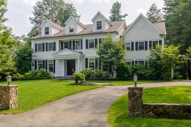 68 Woodcliff Rd, Wellesley, MA 02481 (MLS #72558840) :: Charlesgate Realty Group
