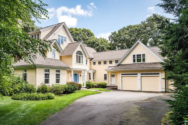 3A Nowers Rd, Lexington, MA 02420 (MLS #72558845) :: Trust Realty One