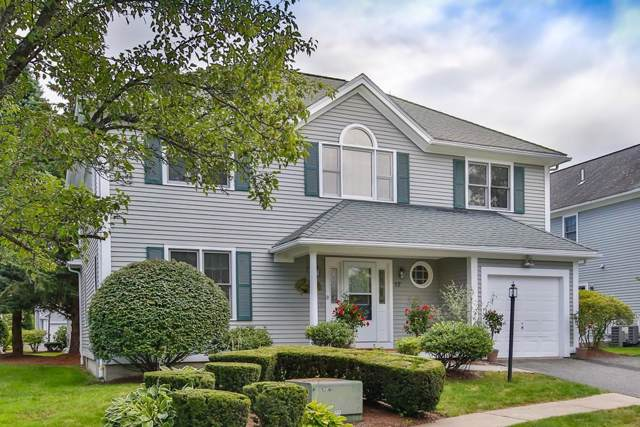 17 Dickson Lane #10, Weston, MA 02493 (MLS #72558902) :: Vanguard Realty