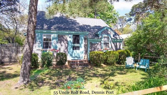 55 Uncle Rolf Road, Dennis, MA 02639 (MLS #72559044) :: Team Patti Brainard