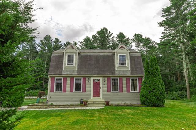 2 Ba Dr, Carver, MA 02330 (MLS #72559184) :: Exit Realty