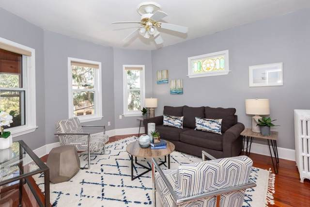 33 Prichard Avenue #2, Somerville, MA 02144 (MLS #72559224) :: The Muncey Group