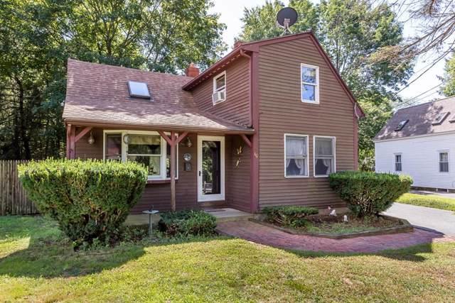40 Brock Street, Stoughton, MA 02072 (MLS #72559294) :: Primary National Residential Brokerage