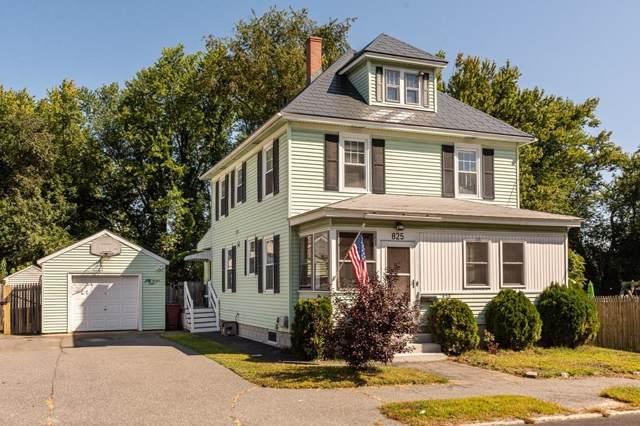 825 Princeton Blvd, Lowell, MA 01851 (MLS #72559450) :: The Muncey Group