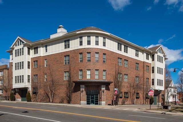 106 Washington St #34, Quincy, MA 02169 (MLS #72559460) :: The Muncey Group