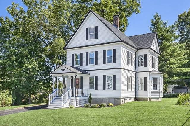 888 Metropolitan Ave, Boston, MA 02136 (MLS #72559558) :: Westcott Properties