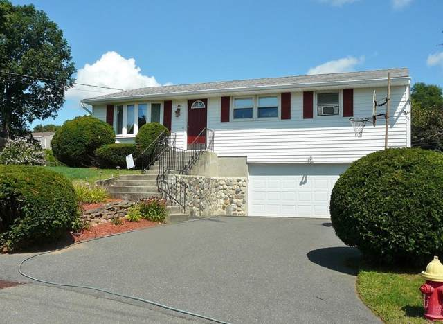 205 Loomis Drive, Chicopee, MA 01020 (MLS #72559564) :: NRG Real Estate Services, Inc.