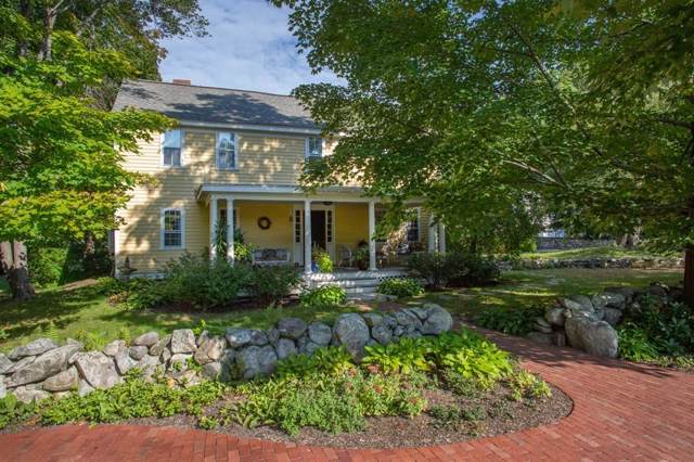 2 Myers Ln, Bedford, MA 01730 (MLS #72559593) :: Exit Realty