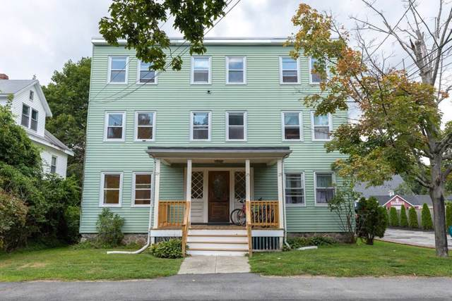 23 Shirley St #27, Lexington, MA 02421 (MLS #72559669) :: Driggin Realty Group