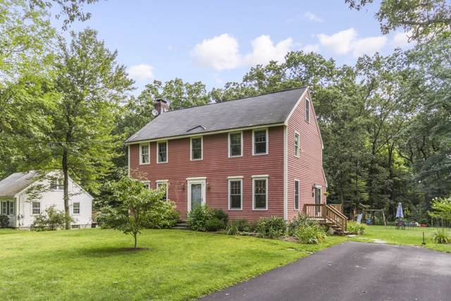 46 Old Orchard Road, Groton, MA 01450 (MLS #72559867) :: Exit Realty