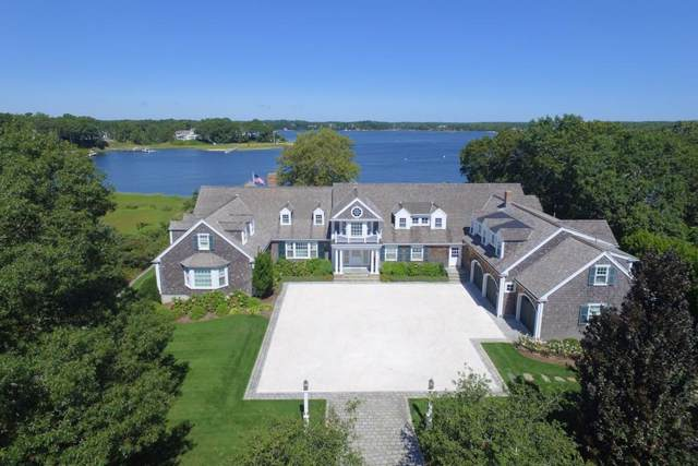134 Great Bay Road, Barnstable, MA 02655 (MLS #72559933) :: The Muncey Group