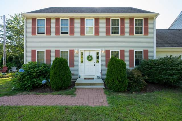 81 Liberty St A, Plymouth, MA 02360 (MLS #72559945) :: DNA Realty Group