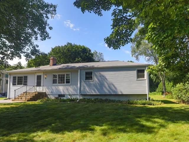 6 Parker Rd, Bedford, MA 01730 (MLS #72560150) :: Team Patti Brainard
