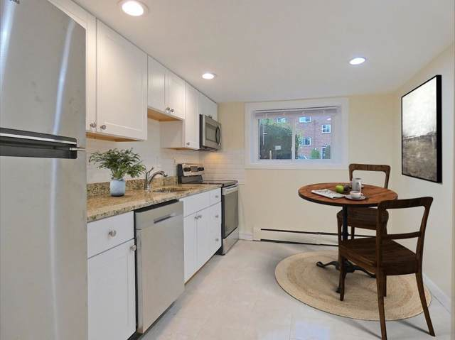 60 Bryon Road #1, Boston, MA 02467 (MLS #72560236) :: The Muncey Group
