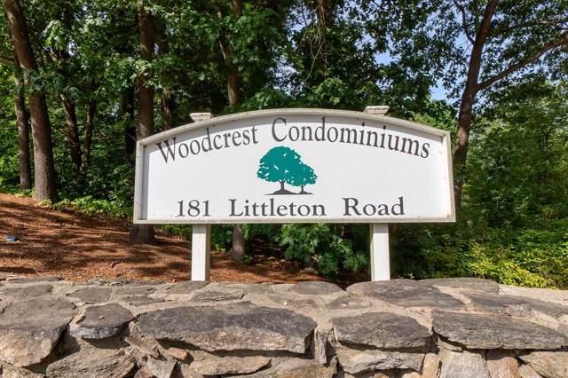 181 Littleton Road #229, Chelmsford, MA 01824 (MLS #72560509) :: Compass
