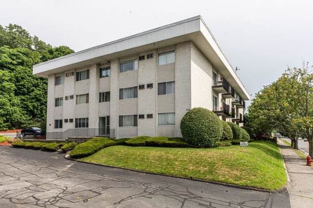 250 Nesmith St #12, Lowell, MA 01852 (MLS #72560614) :: Trust Realty One