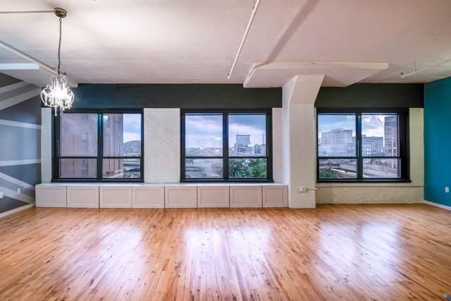 210 Lincoln #503, Boston, MA 02111 (MLS #72560658) :: Westcott Properties