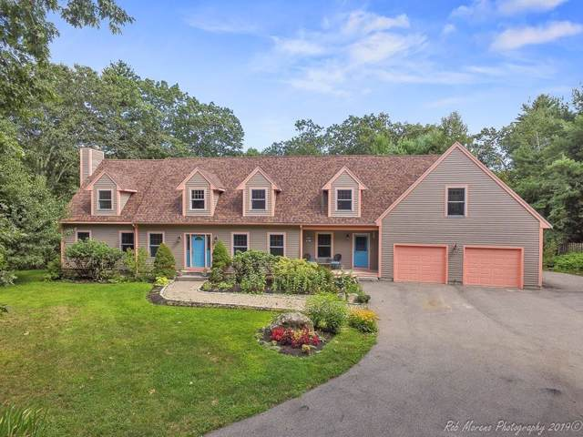 223 C Main Street, Boxford, MA 01921 (MLS #72560687) :: Charlesgate Realty Group