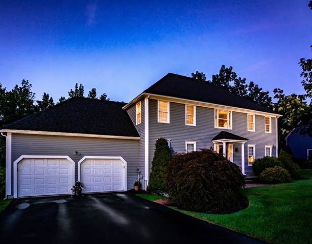 8 Piccadilly Way, Westborough, MA 01581 (MLS #72560791) :: Compass