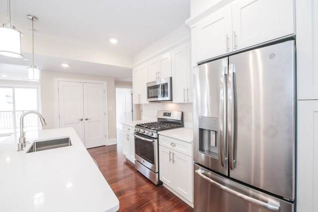 18 Johnson Ave #3, Quincy, MA 02169 (MLS #72560816) :: The Muncey Group