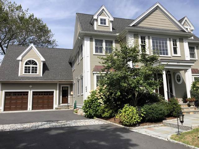 351 Dudley Road #351, Newton, MA 02459 (MLS #72560880) :: The Muncey Group
