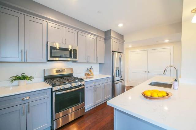 18 Johnson Ave #12, Quincy, MA 02169 (MLS #72560897) :: The Muncey Group