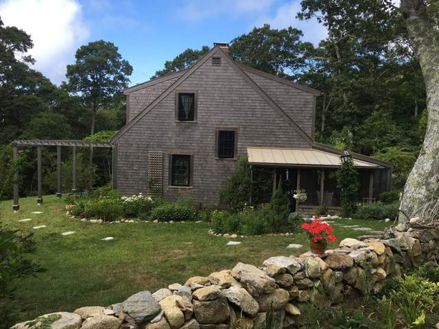 31 Millstone Lane, West Tisbury, MA 02575 (MLS #72561159) :: Spectrum Real Estate Consultants