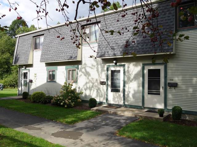 170 E Hadley Rd #105, Amherst, MA 01002 (MLS #72561300) :: Parrott Realty Group