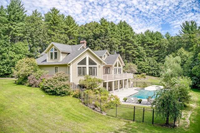 132 Georgetown Rd, West Newbury, MA 01985 (MLS #72561318) :: Exit Realty