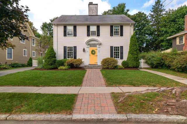 29 Pentucket Ave, Lowell, MA 01852 (MLS #72561429) :: Trust Realty One