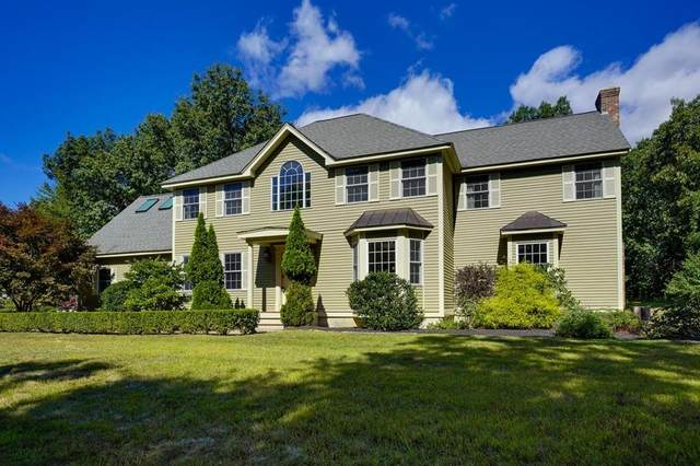 23 Island Pond, Groton, MA 01450 (MLS #72561455) :: Parrott Realty Group