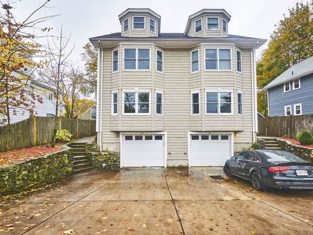 185 White St #1, Belmont, MA 02478 (MLS #72561510) :: Berkshire Hathaway HomeServices Warren Residential