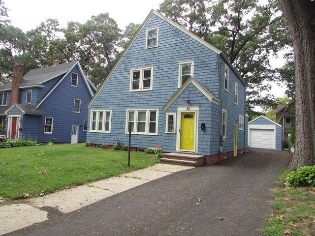86 Perkins St, Springfield, MA 01118 (MLS #72561550) :: The Muncey Group