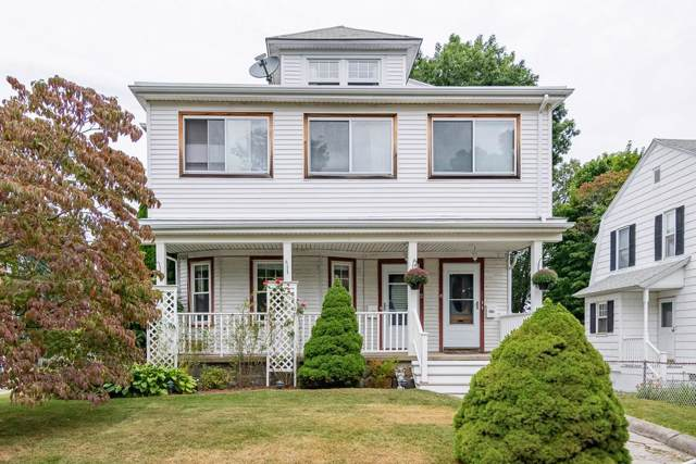2-4 Bedford St, Quincy, MA 02169 (MLS #72561556) :: The Muncey Group