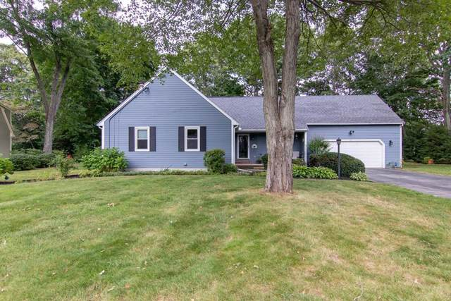 31 Achilles Way, North Attleboro, MA 02760 (MLS #72561871) :: RE/MAX Vantage