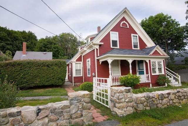 84 Wheeler St, Gloucester, MA 01930 (MLS #72561903) :: Westcott Properties